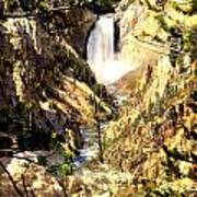 Lower Falls 2 Poster