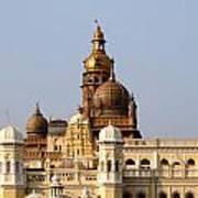 Maharaja's Palace India Mysore Poster