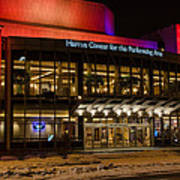 Marcus Center For The Performing Arts  Poster