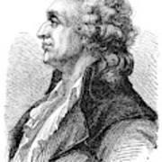 Marquis De Condorcet (1743-1794) Poster