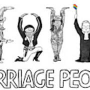 Marriage People Poster