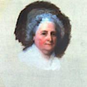 Martha Washington (1731-1802) Poster