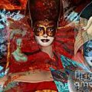 Mascarade Poster