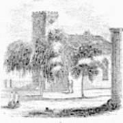 Massachusetts Salem, 1851 Poster