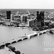 Maumee River Toledo Ohio Poster