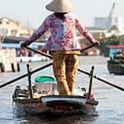 Mekong Delta - Vietnam Poster