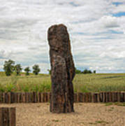 menhir Stone Shepherd Poster