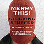 Merry This Poster by Lorenzo Laiken