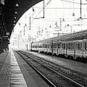 Milan Central Station Poster
