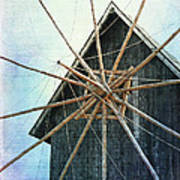 Mill Poster by Lali Kacharava
