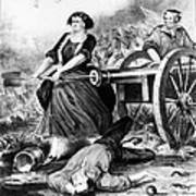 Molly Pitcher (c1754-1832) Poster