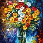 Morning Charm Poster by Leonid Afremov