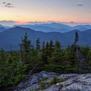 Mount Chocorua Scenic Area - Albany New Hampshire Usa Poster
