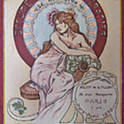 Mucha Poster Poster