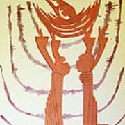Nativity Of Jesus Poster by Gloria Ssali
