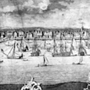 New York City, 1717 Poster