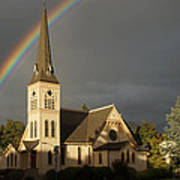Newman United Methodist Church Poster
