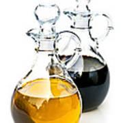 Oil And Vinegar Poster by Elena Elisseeva