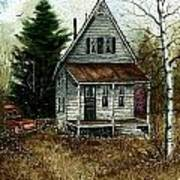 Old Homestead Poster