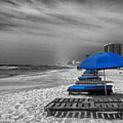 Orange Beach In Alabama Poster