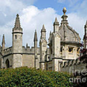 Oxford Spires Poster