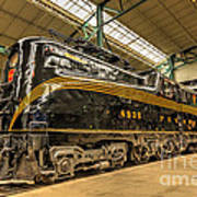 Pa Diesel Electric 4935 Poster