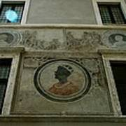 Painted Wall Poster