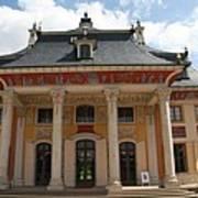 Palace Pillnitz  Poster