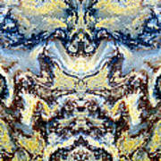 Patterns In Stone - 84 Poster