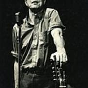Pete Seeger Poster