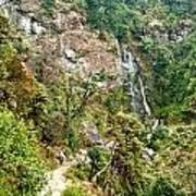 Photeng Waterfall Poster