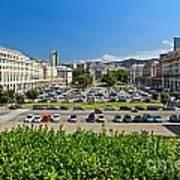 Piazza Della Vittoria - Genova Poster