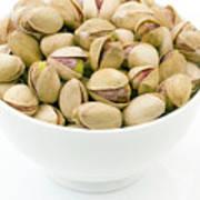 Pistachio Nuts Poster