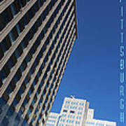 Pittsburgh Skyline Poster