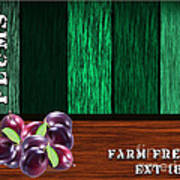 Plum Farm Poster