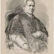 Pope Pius Ix (conde Giovanni Maria Poster