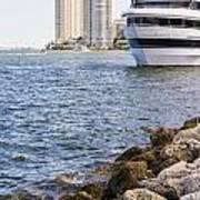 Port Of Miami Poster