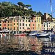 Portofino - Italy Poster
