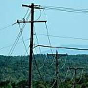 Power Lines 52 Poster