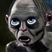 Precious Gollum Poster