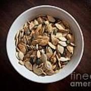 Pumpkin Seeds Poster