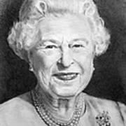 Queen Elizabeth Poster