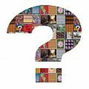 Question Symbol Showcasing Navinjoshi Gallery Art Icons Buy Faa Products Or Download For Self Printi Poster