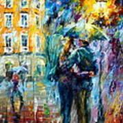 Rainy Date Poster