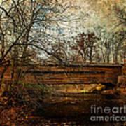 Rapps Dam Covered Bridge Poster