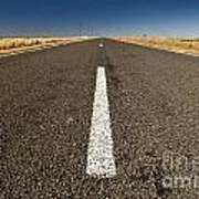 Road Ahead Poster by Tim Hester