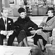 Roberta, From Left Fred Astaire, Ginger Poster