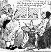Rowlandson: Quack Doctor Poster