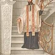 Saint Francis Xavier Poster by John Alan  Warford