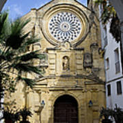 Saint Paul Church In Cordoba Poster